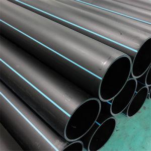 Fabricante de tubos de HDPE Tubería de agua/gas/Tubo Tubo de presión