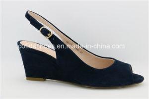 Confort Talon moyen bas mode féminine sandales