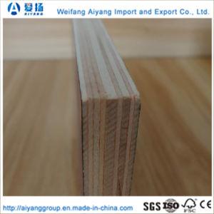 フィルムの建築材料はWeifangの工場からの合板に直面した