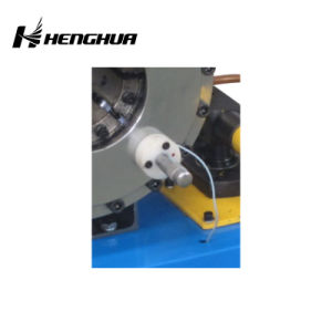 Jks200 macchina di piegatura della mano da 2 pollici del tubo flessibile portatile manuale di funzionamento