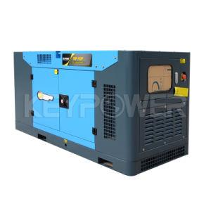 10 ква звуконепроницаемых дизельных генераторных установок типа молчания одна фаза