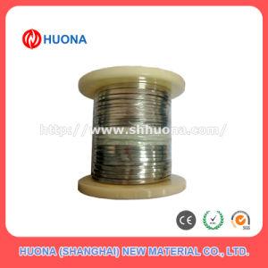Ni60cr15 니켈 합금 제동 저항기를 위한 편평한 난방 철사