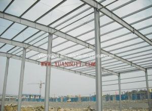 Estructura de acero del edificio por un taller ( 3000square metros)