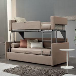 Quarto de hotel Sofá cama dobrável para poupar espaço sofá-cama beliche de dobragem