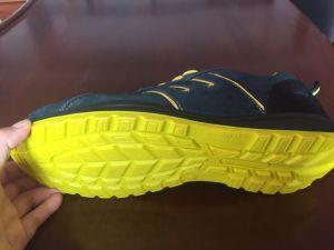 新しいPU/PUの足底(SN5711)が付いているスポーツの安全靴