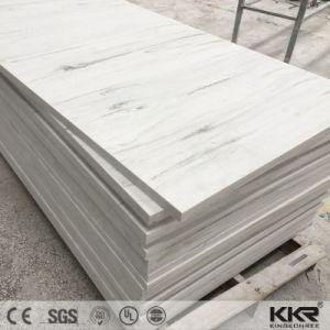 建築材料12mmの純粋なアクリルの固体表面の大きい平板