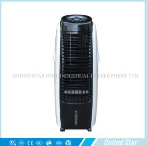 Новый стильный компактный домашних 15л воды охладитель нагнетаемого воздуха с помощью пульта ДУ