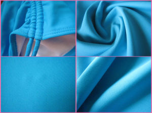 Matt Elastano tecido de malha de nylon para Swimsuit roupa interior