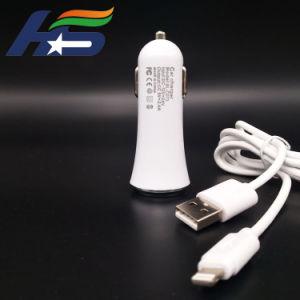 Caricatore dell'automobile del USB dell'universale 2 per caricare 2 apparecchi elettronici