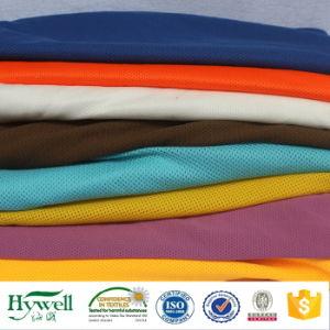 e1427d15b92f Tessuto di maglia di lavoro a maglia del filo di ordito del poliestere 100