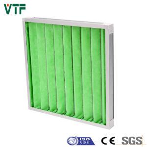 Painel lavável com estrutura metálica pré filtros de ar