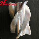 Il pezzo fuso di sabbia di alluminio lavorante del ODM dell'OEM dei prototipi veloci delle parti di metallo di CNC ha personalizzato l'asse 5