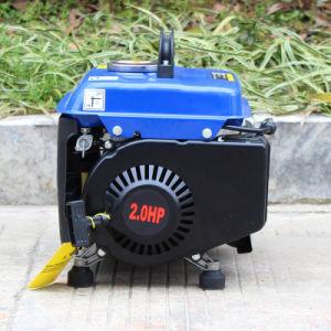 バイソン950ガソリン小型電気発電機を開始する2回の打撃の反動