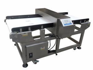 FDA стандартных продуктов питания на заводе металлоискателя ленты транспортера