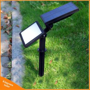 芝生の壁の庭のための屋外の動きセンサーのリチウム電池太陽ライト