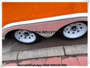 Трейлера каравана макаронных изделия автомобиля Манила трейлеры уступке передвижного Towable