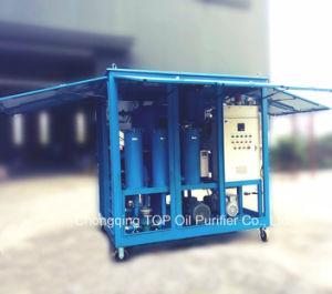 Dust-Proof utiliza el filtro de aceite del transformador de la máquina con el medidor de humedad