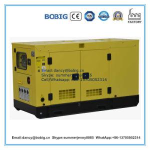 De ultra Stille 12kw Generator van de Enige die Fase door Quanchai wordt aangedreven