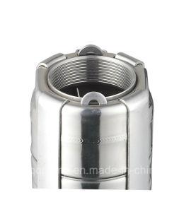bomba sumergible del agua potable del receptor de papel profundo 30m3/H para Irrgation y el jardín