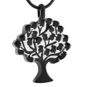 De goedkope Halsband van de Crematie van het Ontwerp van de Boom van de Urn van de Prijs Herdenkings