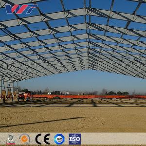 El bastidor de acero de sección H de la construcción de la estructura de acero para talleres