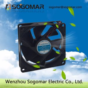 (SF8025) Панель управления электровентилятора системы охлаждения двигателя 12В постоянного тока шариковый подшипник 3000об/мин для компьютера