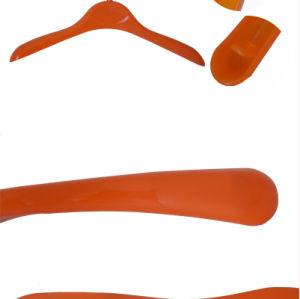 13台のインチのプラスチックオレンジ赤ん坊のハンガー