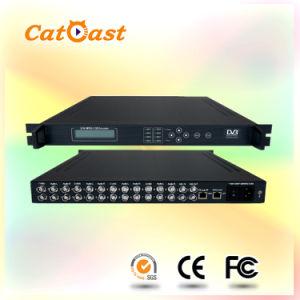 8 IPの出力が付いているチャネルSD MPEG-2 IPのエンコーダ