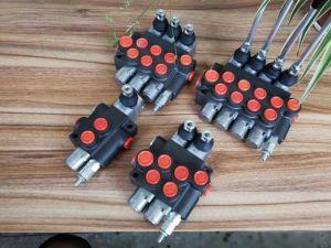 Válvula monobloco, Válvula de Direção Hidráulica, Válvula de Controle Hidráulico