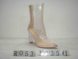 Effacer Talon Fashion Boot pour les femmes sexy