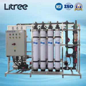 Litere reservatório pressurizado equipamento de membrana de ultrafiltragem Filtro de Água de Tratamento de Água