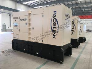 Cummis 200kVA Groupe électrogène Diesel silencieux alimenté avec la CE/ ISO