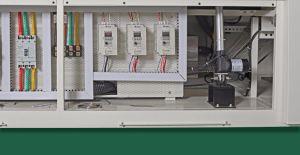 Rückflut-Ofen-Aufschmelzlöten-Maschine der Genauigkeits-1degree (M6)