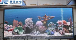 HD petite hauteur de pixel écran LED1.667 Indoor P Afficher pour la publicité