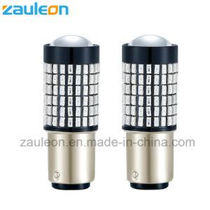 1157 P21/5W LED luz trasera de coche de la luz de freno con la función de parpadeo de luz estroboscópica