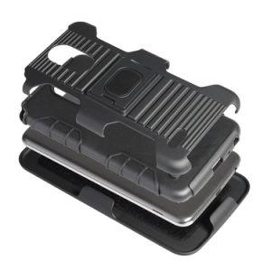 Hochleistungsriemen-Klipp-Pistolenhalfter-volle Karosserien-schroffe Rüstung Kickstand rückseitiger Fall für Fahrwerk-Schreibkopf 3
