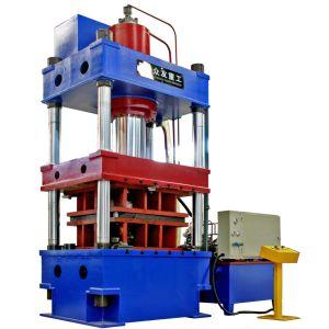 400 тонн четыре колонки гидравлический пресс для металлических Wheelbarrow