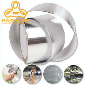 Cinta de lámina de aluminio de color sin revestimiento de la fábrica China
