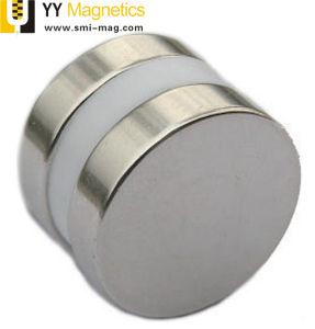 Magnete eccellente del neodimio del disco del Imanes De Neodimio N52 di alta qualità forte