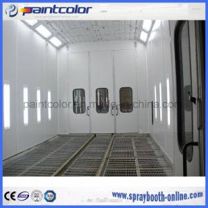 Большая камера для выпекания для больших и тяжелых транспортных средств для покраски печь с газовых горелок
