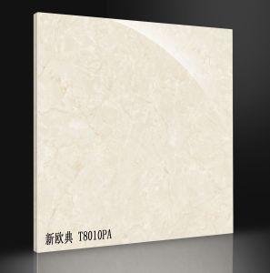 De de marmeren Muur van het Porselein van de Mengeling van het Ontwerp Kleur Opgepoetste & Tegel van de Vloer