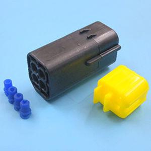 AMP 174259-1防水男性の自動車OEMワイヤーコネクター4 Pin