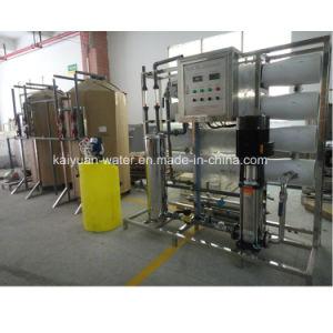 Guangzhou Kai Yuan 4000L/H RO-Wasser-Systems-/Wasser-Filtration-Pflanzenwasser-Filtration