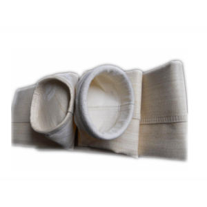 Tratamento de coleta de pó Eco-Friendly acrílico Filtro de Mangas de acrílico