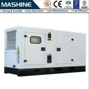 40kw générateur diesel Cummins silencieuse avec démarrage électrique