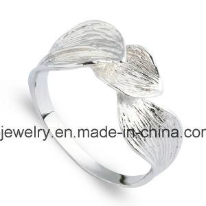 De Geplateerde Ring van de Juwelen van Io van Guangzhou 18K Goud voor de Mens