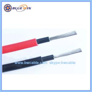 Cable solar Solar código HS conectar el cable de cable de Energía Solar Fotovoltaica código HS 8544921