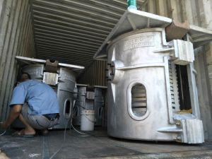 Iron Steel Scrap Induction Melting Furnace Induction Smelting Furnace Price