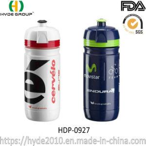 550ml 스톡 PE 플라스틱 바이시클 스포츠 워터 용기(HDP-0927)