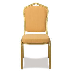 Metallo superiore della mobilia di Foshan che pranza le presidenze